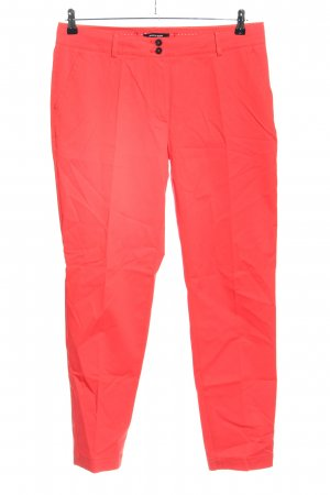 More & More Chinohose rot Casual-Look