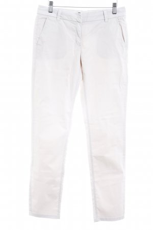 More & More Chinohose creme-nude Casual-Look