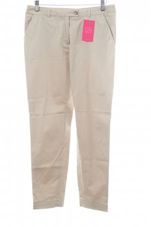 More & More Chinohose hellbeige Casual-Look