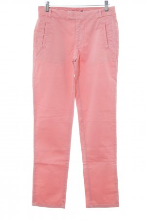 More & More Chinohose rosa Casual-Look