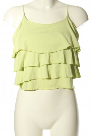 More & More Cropped top groen casual uitstraling