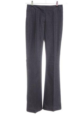 More & More Pantalone culotte nero stile professionale