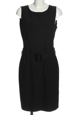 More & More Sukienka etui czarny W stylu biznesowym