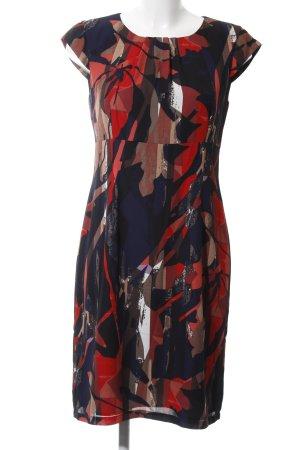 More & More Robe fourreau motif abstrait style décontracté