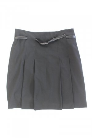 More&More Faltenrock Größe 40 schwarz aus Polyester