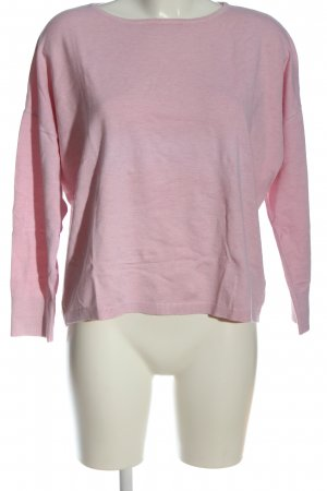 More & More Feinstrickpullover pink Casual-Look