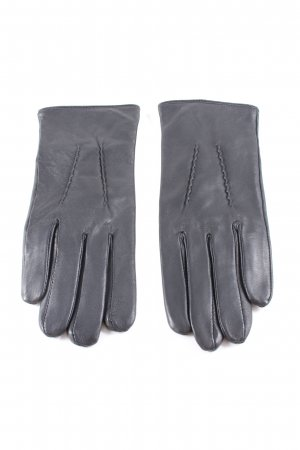 More & More Gloves black casual look