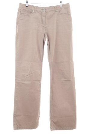 More & More Five-Pocket-Hose camel Casual-Look
