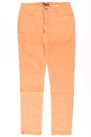 More&More Five-Pocket-Hose Größe 36 neu mit Etikett orange aus Baumwolle