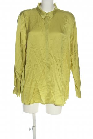 More & More Hemd-Bluse grün Casual-Look
