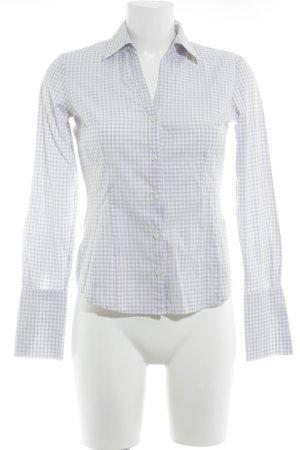 More & More Hemd-Bluse Karomuster klassischer Stil