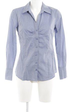 More & More Hemd-Bluse kornblumenblau Casual-Look