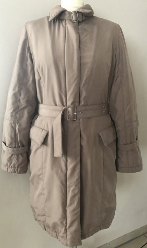 More & More Quilted Coat beige-camel