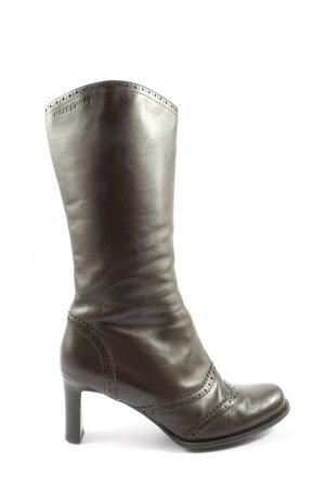 More & More High Heel Stiefel