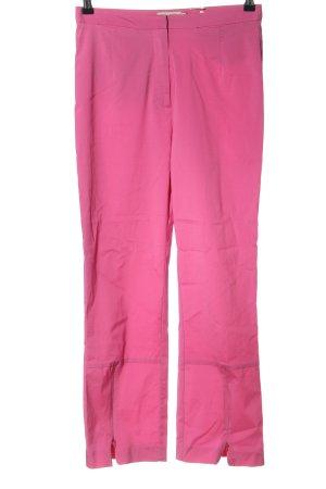 More & More Spodnie z wysokim stanem różowy W stylu casual