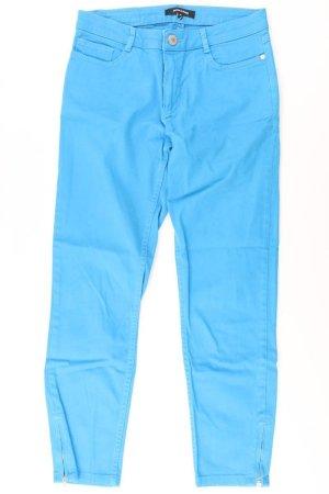 More&More Hose blau Größe 36