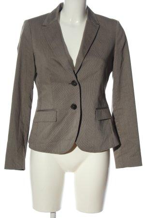 More & More Blazer corto gris claro estilo «business»