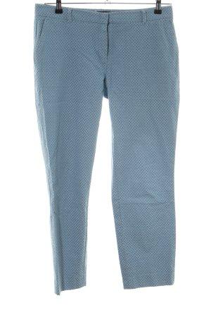 More & More pantalón de cintura baja azul look casual