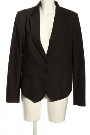 More & More Jerseyblazer braun Business-Look