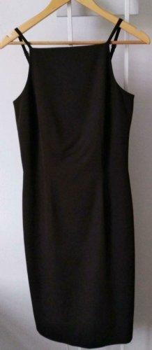 More & More Pencil Dress dark brown-black brown