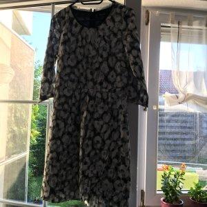 More & More Sukienka o kroju litery A Wielokolorowy Poliester