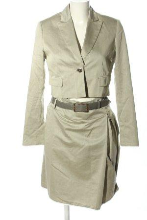 More & More Kostüm hellgrau Business-Look