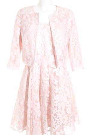 More & More Kostüm rosé Elegant