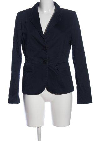 More & More Korte blazer blauw zakelijke stijl