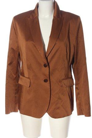 More & More Blazer corto marrone stile classico