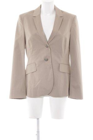 More & More Kurz-Blazer beige Business-Look