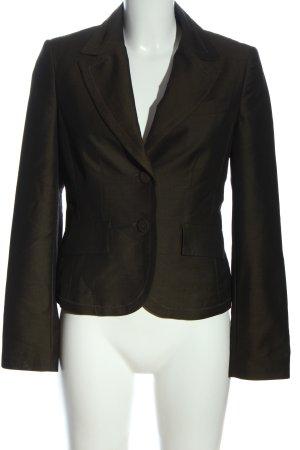 More & More Kurz-Blazer khaki Business-Look