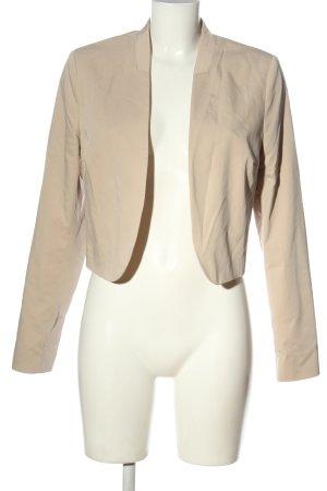 More & More Kurz-Blazer pink Business-Look