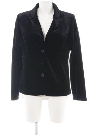 More & More Kurz-Blazer schwarz Elegant