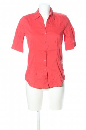More & More Short Sleeve Shirt red casual look