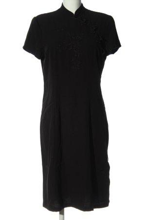 More & More Kurzarmkleid schwarz Elegant