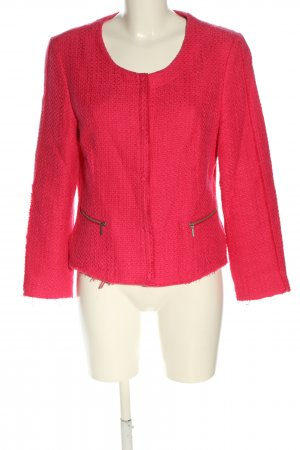 More & More Kurzjacke pink Casual-Look