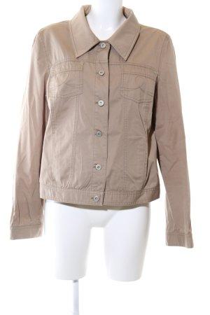 More & More Krótka kurtka brązowy W stylu casual