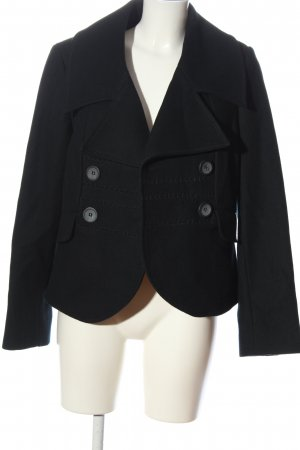 More & More Short Coat black casual look