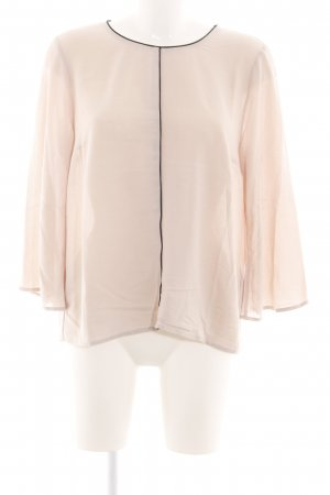 More & More Langarm-Bluse creme Business-Look