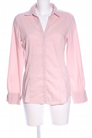 More & More Langarm-Bluse pink Business-Look