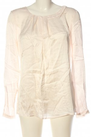 More & More Langarm-Bluse creme Casual-Look