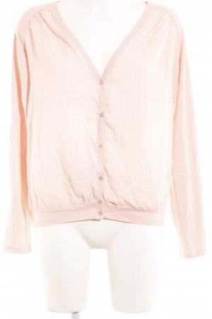 More & More Langarm-Bluse hellrosa Casual-Look