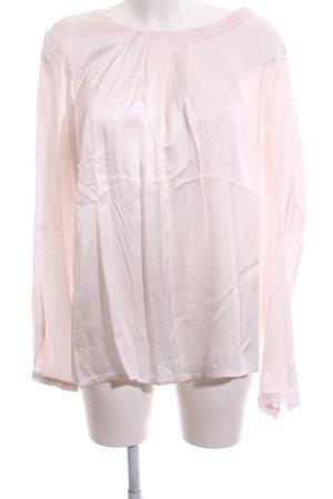 More & More Langarm-Bluse pink Elegant