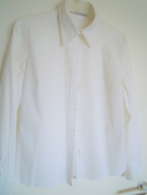 MORE & MORE Langarm-Bluse, weiß, BW-Elastan, Gr. 40