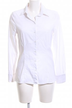 More & More Long Sleeve Shirt white business style