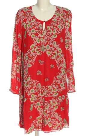 More & More Sukienka z długim rękawem Na całej powierzchni W stylu casual