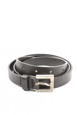 More & More Leather Belt black casual look