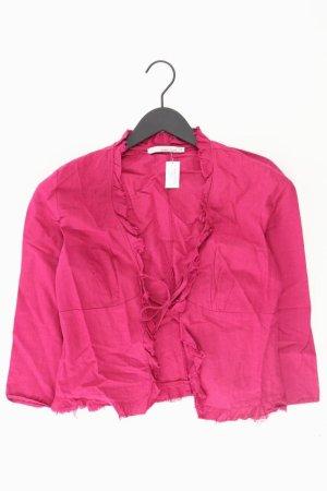 Linnen blouse lichtroze-roze-roze-neonroos Linnen