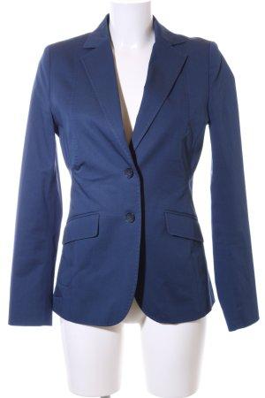 More & More Long-Blazer blau Business-Look