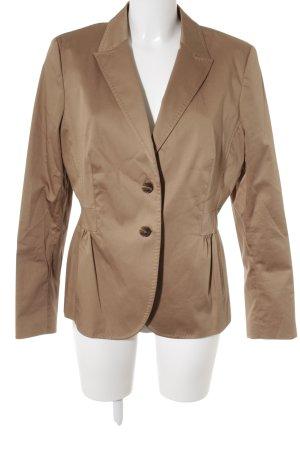 More & More Long-Blazer beige Business-Look